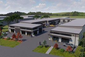 Industrial Warehouse Suites - 8 Edward St, Orange
