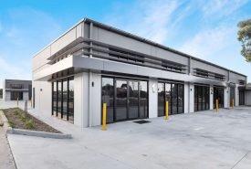 Industrial Warehouse Suites
