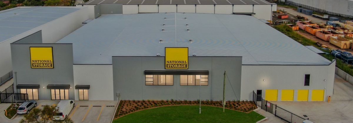 National Storage Design and Build