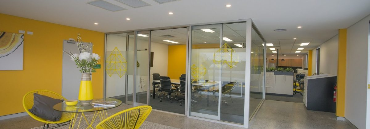 Akura design construct manage office fitout 1