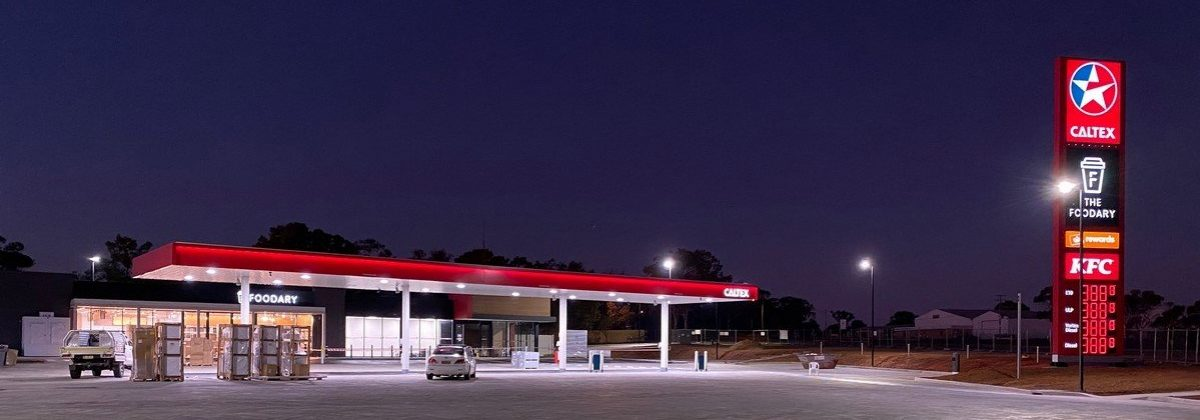Forbes Caltex