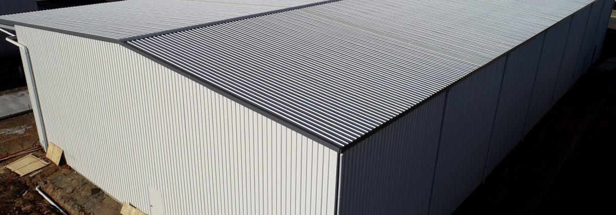 Elwin Drive office-warehouse development akura design and construct