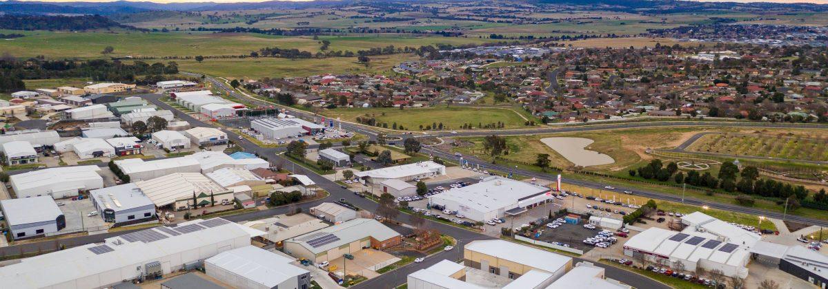 Robin Hill Industrial Estate