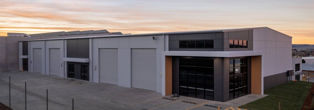 Industrial Property for growing businesses