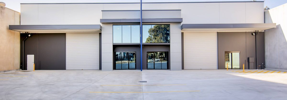External Twin Warehouse - Smeaton Grange